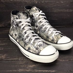 Converse All Star High Tops Size 9 Men's